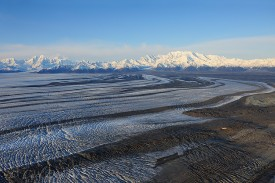 Mount Cook, Malaspina Glacier and Wrangell St Elias National Park