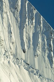 Aerial photo of Unnamed peak in St. Elias Mountains.